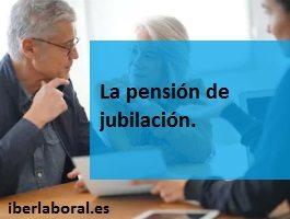 Pensión de jubilación en 2019